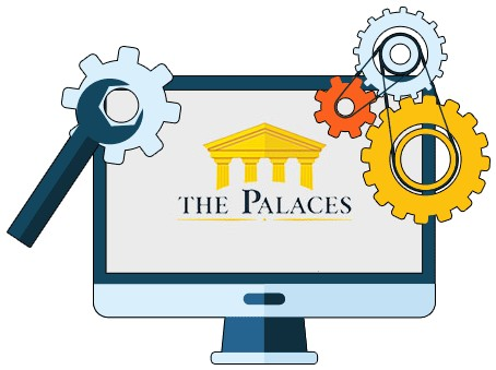 The Palaces Casino - Software
