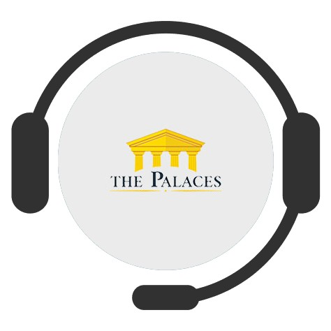 The Palaces Casino - Support