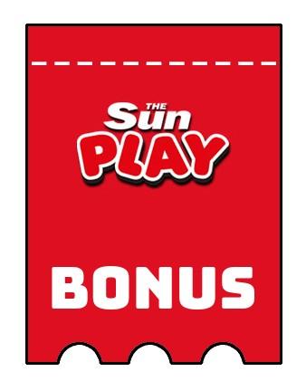 Latest bonus spins from The Sun Play Casino