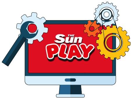 The Sun Play Casino - Software