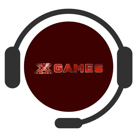 The X Factor Games Casino - Support