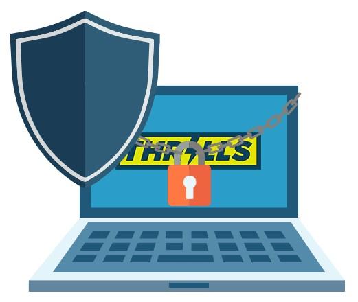 Thrills Casino - Secure casino