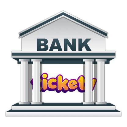 Tickety - Banking casino