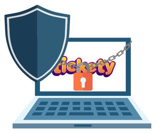 Tickety - Secure casino