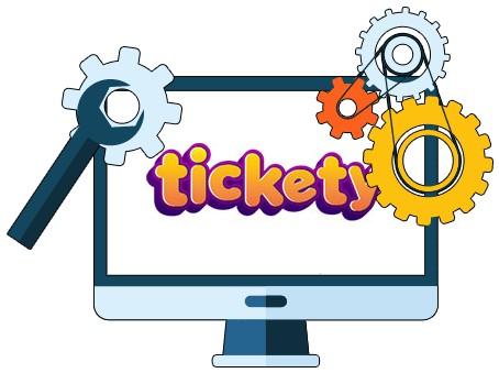 Tickety - Software