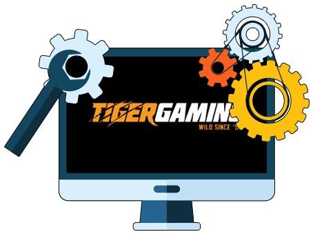 TigerGaming - Software