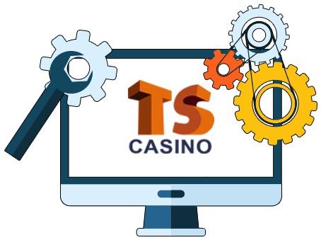Times Square Casino - Software
