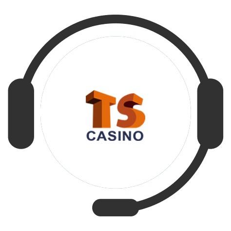 Times Square Casino - Support