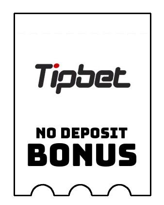 TipBet Casino - no deposit bonus CR