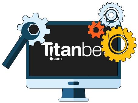 Titanbet Casino - Software