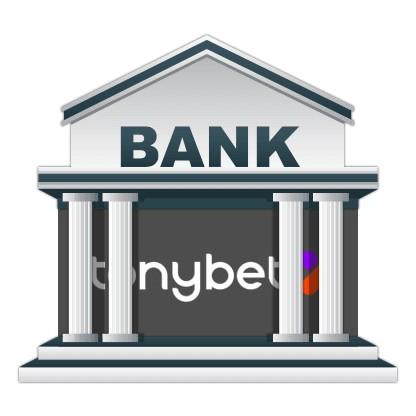 Tony Bet Casino - Banking casino