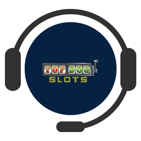 Top Dog Slots Casino - Support