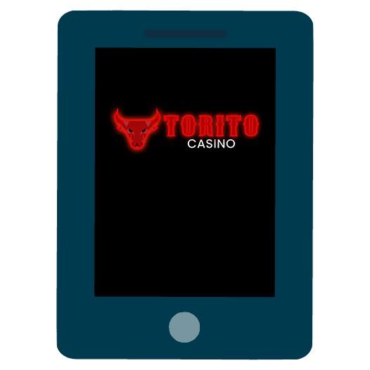 Torito Casino - Mobile friendly