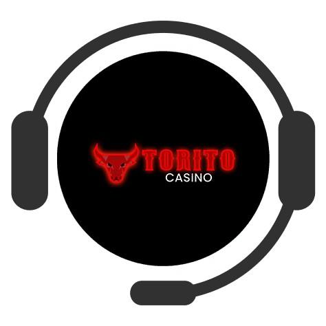 Torito Casino - Support