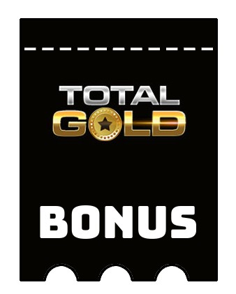 Latest bonus spins from Total Gold Casino