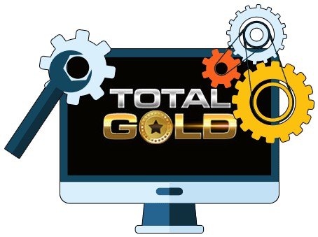 Total Gold Casino - Software