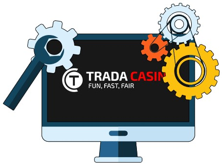 Trada Casino - Software