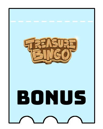 Latest bonus spins from Treasure Bingo