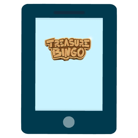 Treasure Bingo - Mobile friendly
