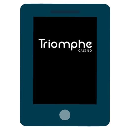 Triomphe Casino - Mobile friendly