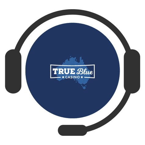 True Blue - Support