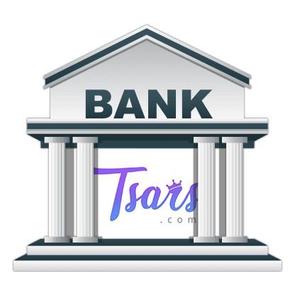 Tsars - Banking casino