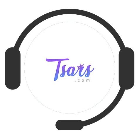 Tsars - Support