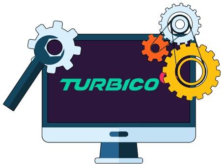 Turbico Casino - Software