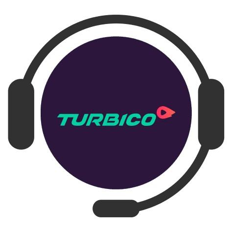Turbico Casino - Support