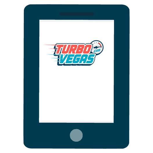 TurboVegas Casino - Mobile friendly