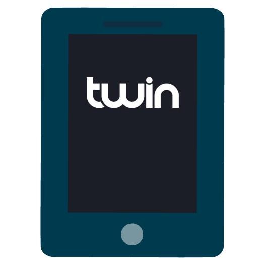 Twin Casino - Mobile friendly