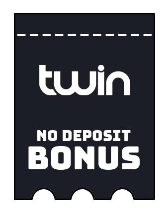 Twin Casino - no deposit bonus CR