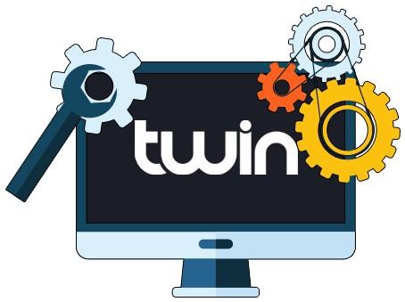 Twin Casino - Software