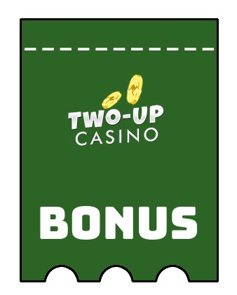 Latest bonus spins from Two up Casino