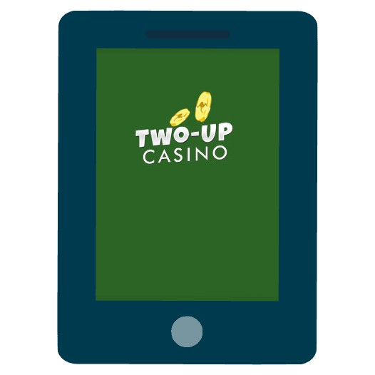 Two up Casino - Mobile friendly
