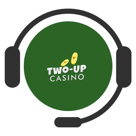 Two up Casino - Support