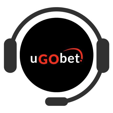 Ugobet Casino - Support