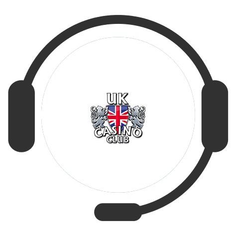 UK Casino Club - Support