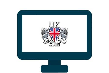 UK Casino Club - casino review