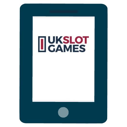 UK Slot Games Casino - Mobile friendly