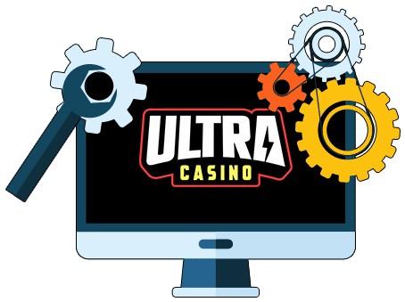 UltraCasino - Software