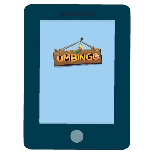 Umbingo Casino - Mobile friendly