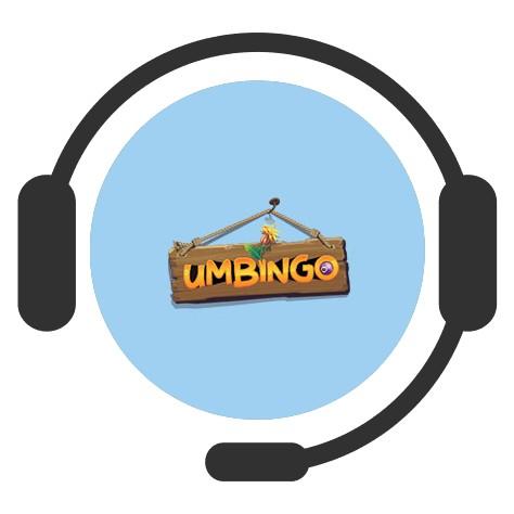 Umbingo Casino - Support