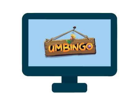 Umbingo Casino - casino review