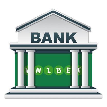 Unibet Casino - Banking casino