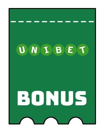 Latest bonus spins from Unibet Casino