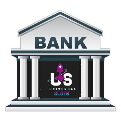 Universal Slots Casino - Banking casino