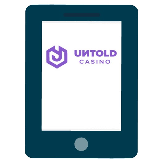 Untold Casino - Mobile friendly