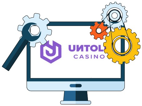 Untold Casino - Software