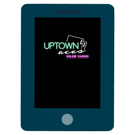 Uptown Aces Casino - Mobile friendly